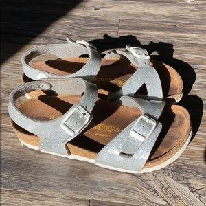 Girls Rio Galaxy Birkenstock Sandals